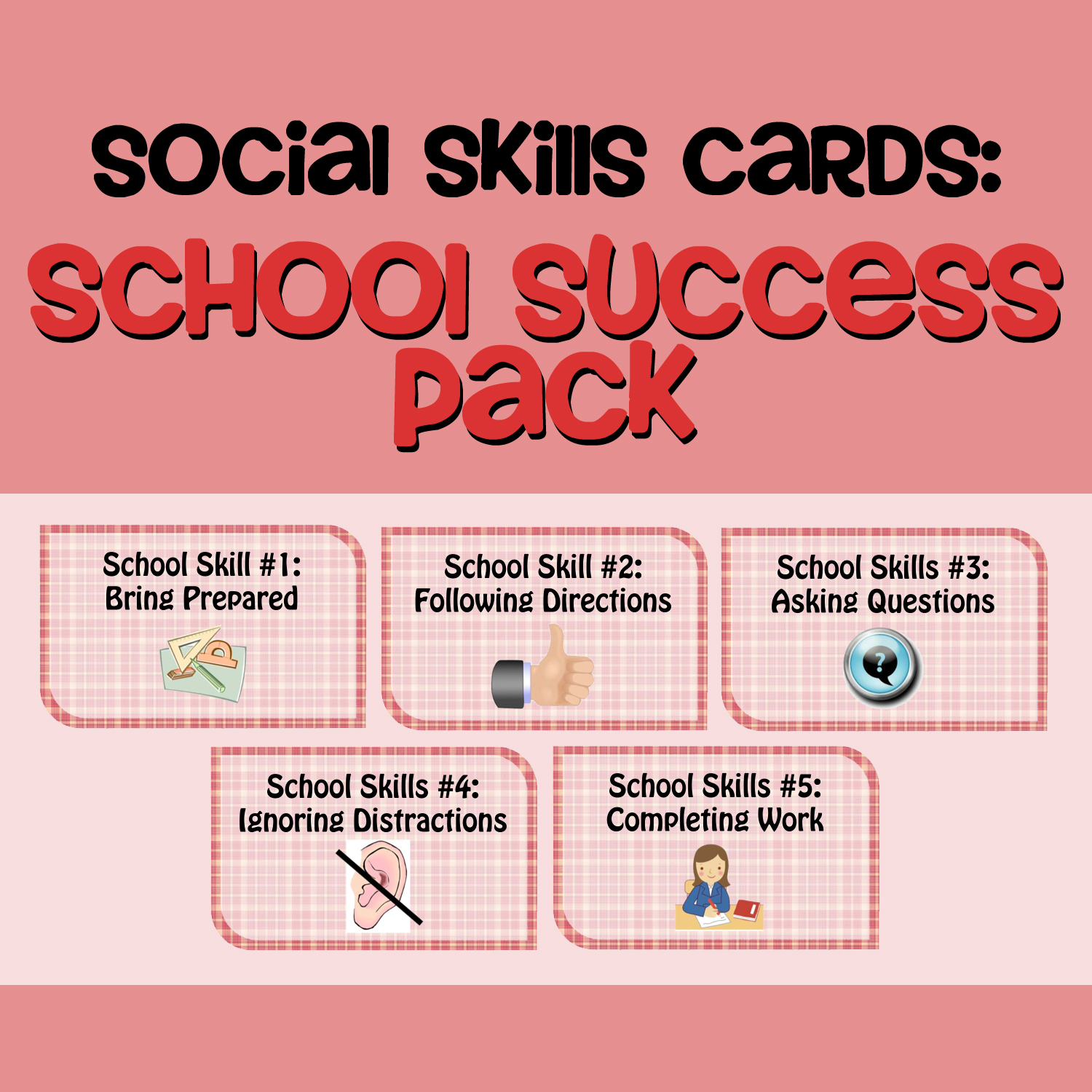 School Success Cover