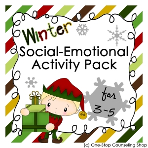 Winter Social-Emotional Activity Pack