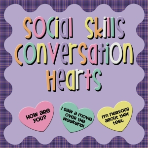 Conversation Hearts Cover