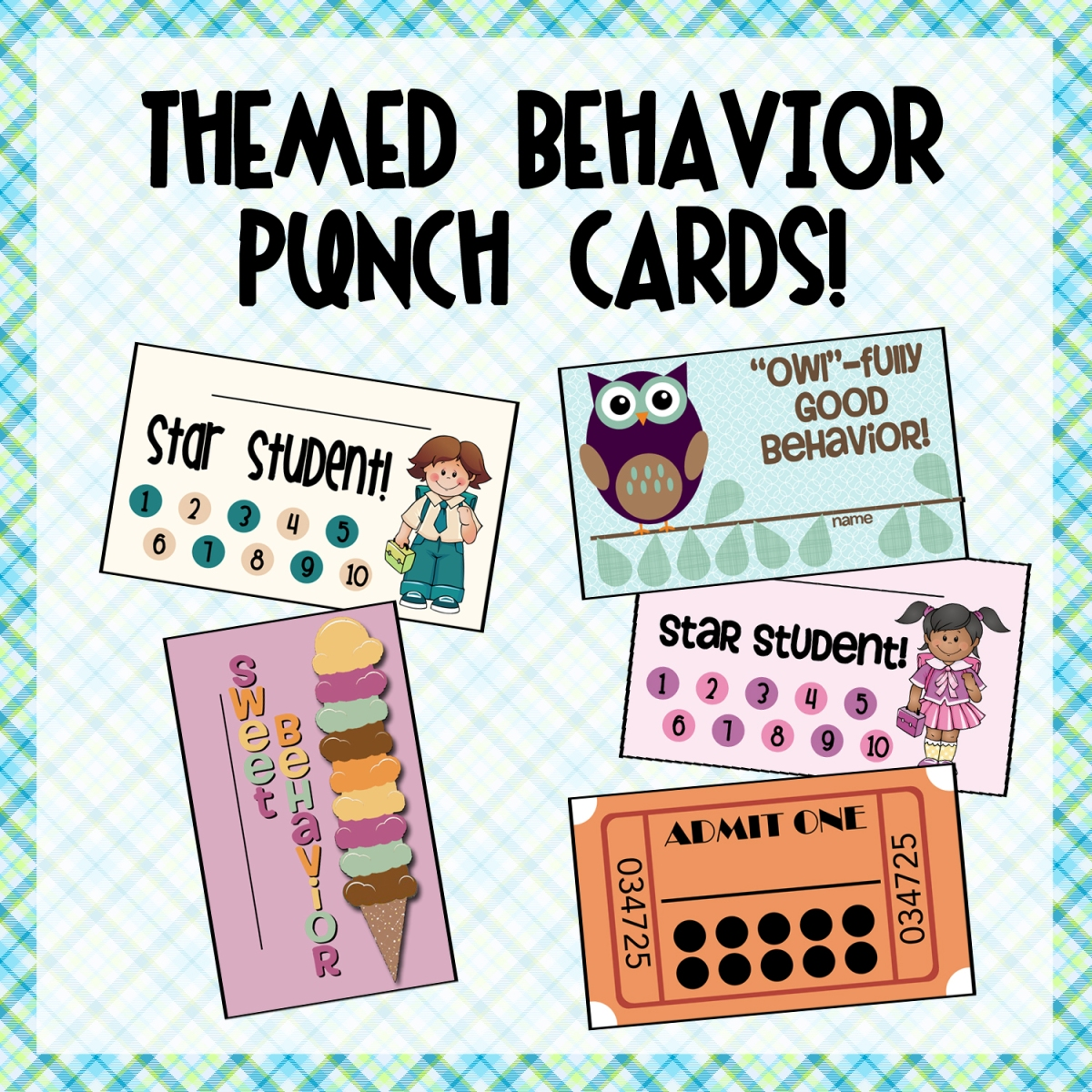 New Product  Behavior Punch Cards  Themed Pack  One. 4x6 Frames Bulk. Google Doc Flyer Template. High School Graduation Themes. Cute Dresses For Graduation. House Rental Contract Template. Psychiatric Progress Note Template. Person Centered Planning Template. Inspirational High School Graduation Speeches