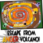 Escape from Anger Volcano
