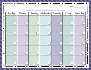 Calendar Cool