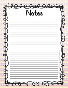 Notes 1 Warm