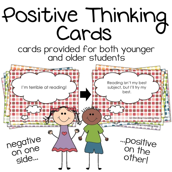 Positive Thinking Cards